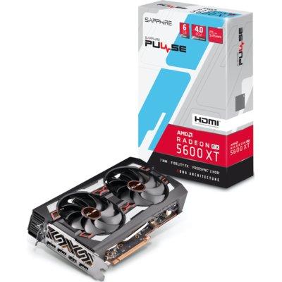 Karta graficzna SAPPHIRE Radeon Pulse RX 5600 XT 6GB Electro 315628