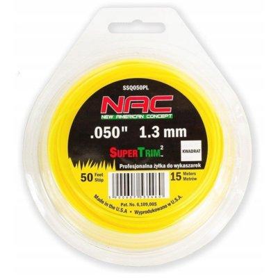 Żyłka tnąca NAC SSQ050PL Electro 563748