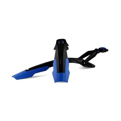 Błotniki rowerowe SIMPLA Adhd Long Czarno-niebieski Electro 563863