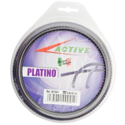 Żyłka tnąca ACTIVE Platinum 021561 3.3 mm x 15 m Electro 575302