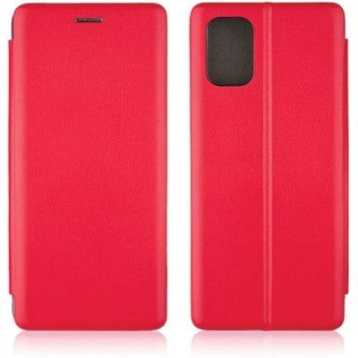 Etui BOOK MAGNETIC do Samsung Galaxy A71 Czerwony Electro 674176