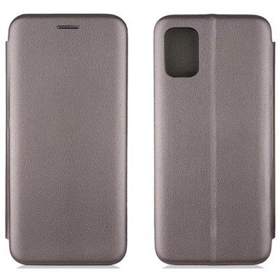 Etui BOOK MAGNETIC do Samsung Galaxy A51 Stalowy Electro 610584