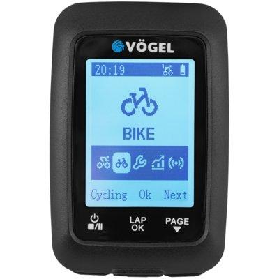 Licznik rowerowy VÖGEL GPS VL7 Electro 657732