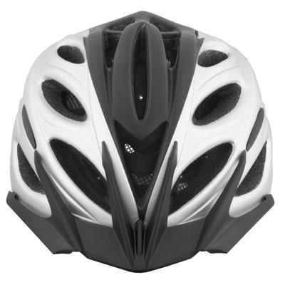 Kask rowerowy VÖGEL VKA-925SV Czarno-srebrny Miejski (rozmiar S/M) Electro 643237