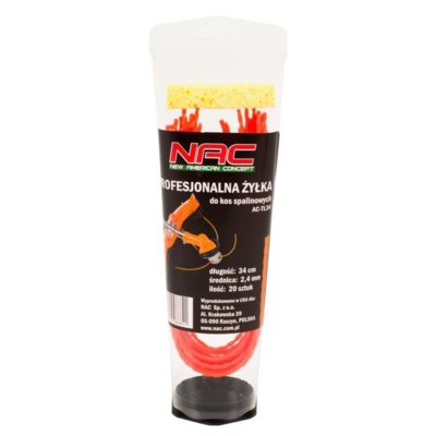 Żyłka tnąca NAC AC-TL 34 ALU Electro 617408