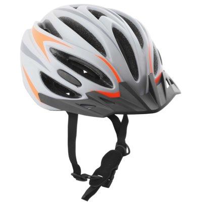 Kask rowerowy VÖGEL VKA-926GO Szaro-pomarańczowy MTB (rozmiar S/M) Electro 682481