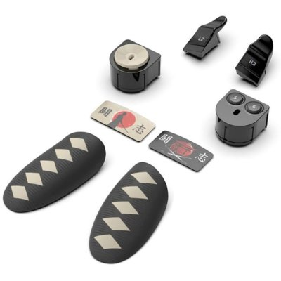 Zestaw akcesoriów THRUSTMASTER Fighting Pack eSwap Controller Electro e1259125