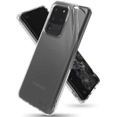 Etui RINGKE Air do Samsung Galaxy S20 Ultra Przezroczysty Electro 655616