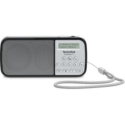 Radio TECHNISAT Techniradio RDR Srebrny Electro 271387