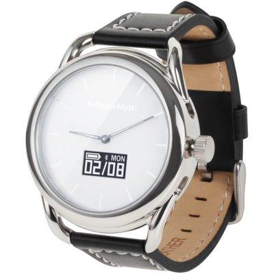 Smartwatch KRUGER&MATZ Hybrid Srebrny Electro 826089