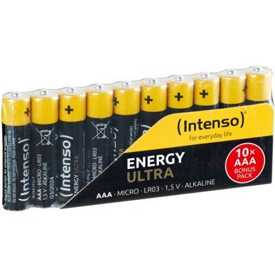 Baterie AAA LR03 INTENSO Energy Ultra 7501910 (10 sztuk) Electro e1263338