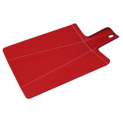 Deska do krojenia JOSEPH JOSEPH Chop2Pot (27 x 36 cm) Czerwony Electro 186045