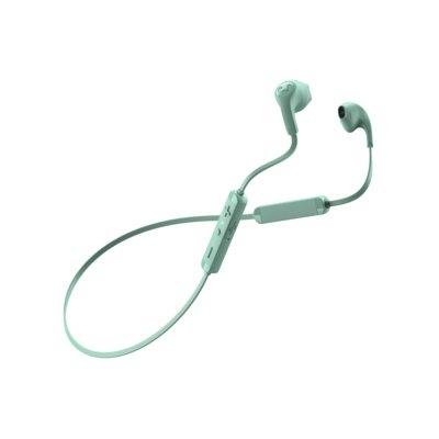 Słuchawki douszne FRESH N REBEL Flow Wireless Misty Miętowy Electro 292192