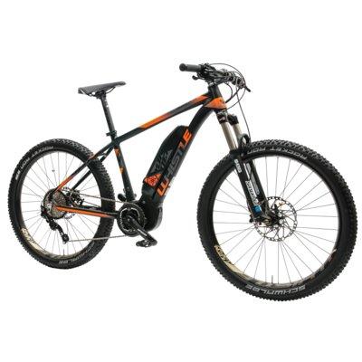 Rower elektryczny WHISTLE Younder S M18 Czarny Electro 656463