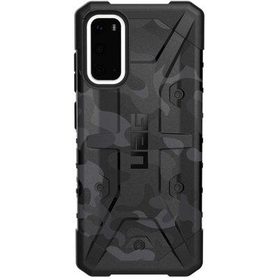 Etui UAG Pathfinder do Samsung Galaxy S20 Szary Electro 649632