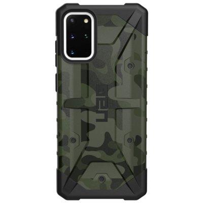 Etui UAG Pathfinder do Samsung Galaxy S20+ Zielony Electro 828316