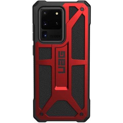Etui UAG Monarch do Samsung Galaxy S20 Ultra Czerwony Electro 631686