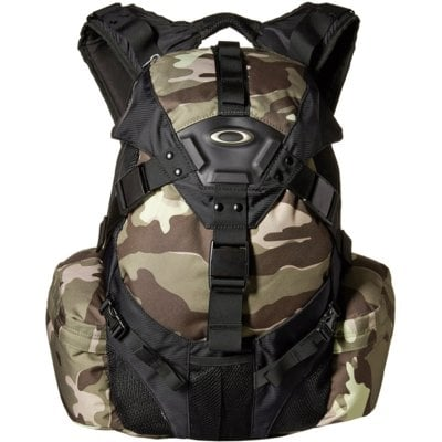 Plecak OAKLEY Icon Pack 3.0 92075A-75L Czarny-zielony Electro e1267338