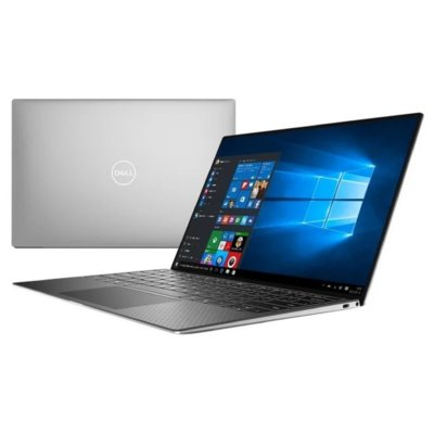 """Laptop DELL XPS 9300 13.4"""" IPS i5-1035G1 8GB SSD 512GB Windows 10 Home"""