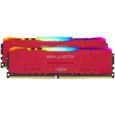 Pamięć RAM CRUCIAL Ballistix 16GB 3600MHz Electro 612751