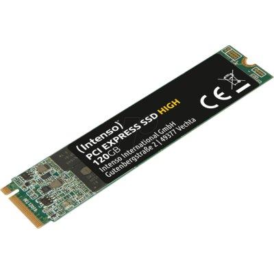 Dysk INTENSO High SSD M.2 120GB SSD Electro 283139