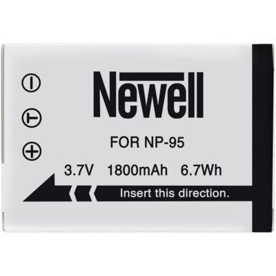 Akumulator NEWELL 1800 mAh do Fujifilm NP-95 Electro 268599