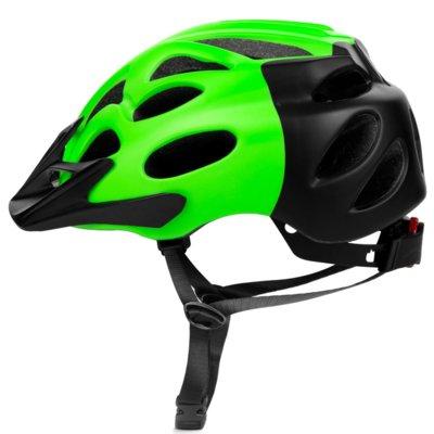 Kask rowerowy SPOKEY Checkpoint Zielony (rozmiar 55-58) Electro 125542