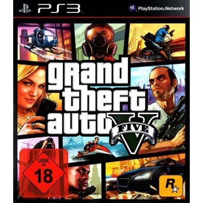 Grand Theft Auto V Gra PS3 Electro 815361