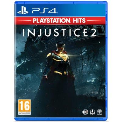 Injustice 2 – PlayStation Hits Gra PS4 Electro 815416