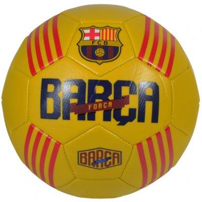 Piłka nożna FC BARCELONA (rozmiar 5) Żółty Electro 272692