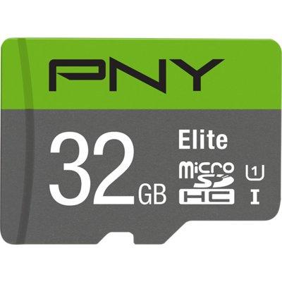 Karta pamięci PNY microSDHC Elite 32GB Electro 204734