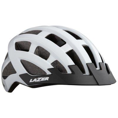 Kask rowerowy LAZER Compact Biały MTB (rozmiar 54 – 61) Electro 633979