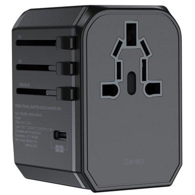 Adapter podróżny BENKS PA36 Electro e1271444
