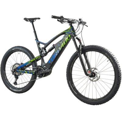 Rower elektryczny TORPADO Xanto N E8 M16 S Czarno-niebieski Electro 631170