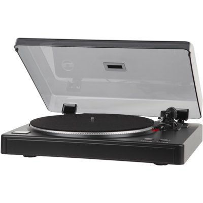 Gramofon KRUGER&MATZ TT-501 Czarny Electro 599548