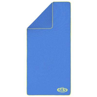 Ręcznik szybkoschnący NILS CAMP NCR01 Niebieski Electro e1275692