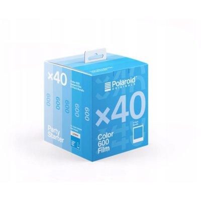 Wkłady do aparatu POLAROID 600 Kolor (40 zdjęć) Electro 272117