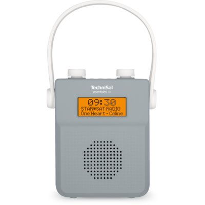 Radio TECHNISAT Digitradio 30 Biało-szary Electro e1279786