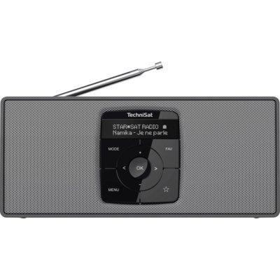 Radio TECHNISAT DIGITRADIO 2 S Czarno-srebrny Electro 190131