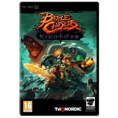 Battle Chasers: Nightwar – Must Have Gra PC Electro 497383