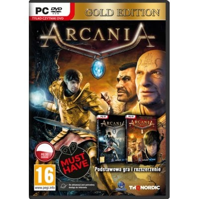 Arcania: Gold Edition – Must Have Gra PC Electro 460198