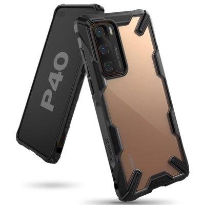 Etui RINGKE Fusion X do Huawei P40 Czarny Electro 200156