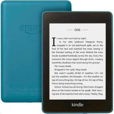 Czytnik E-Booków AMAZON Kindle Paperwhite 4 Niebieski (Reklamy) Electro 314773