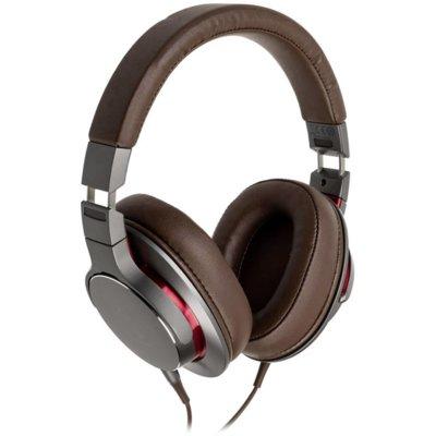 Słuchawki nauszne AUDIO-TECHNICA ATH-MSR7B Brązowy Electro 201647