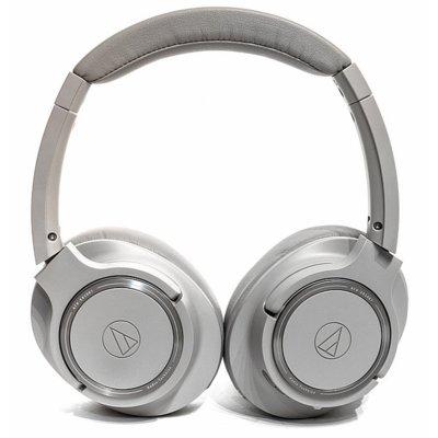 Słuchawki nauszne AUDIO-TECHNICA ATH-SR50BT Szary Electro 201625