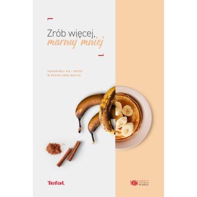 Książka TEFAL Zrób więcej, marnuj mniej Electro 203522
