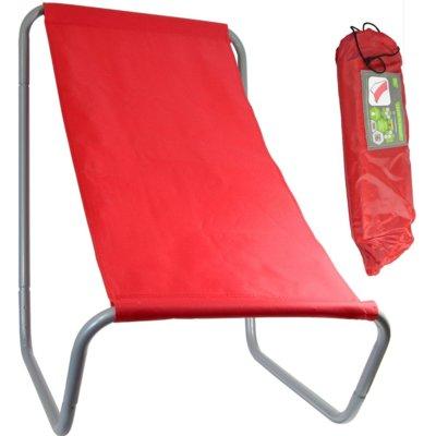 Leżak ROYOKAMP CZ19008 Czerwony Electro 221316