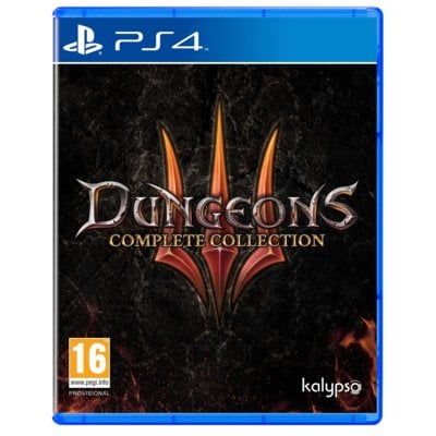 Dungeons 3 – Complete Collection Gra PS4 Electro 203754