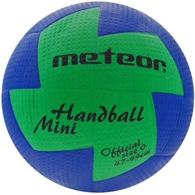 Piłka ręczna METEOR NuAge Mini 4070 Electro e1343485