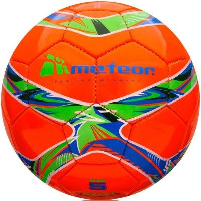 Piłka nożna METEOR 360 Shiny HS 00076 Electro e1343494